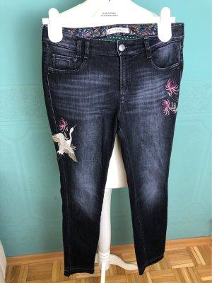 Thomas Rath Jeans bestickt Modell Finn