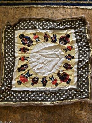Thomas Rath Foulard en soie multicolore