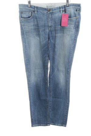 Thomas Rath Slim Jeans blau Casual-Look