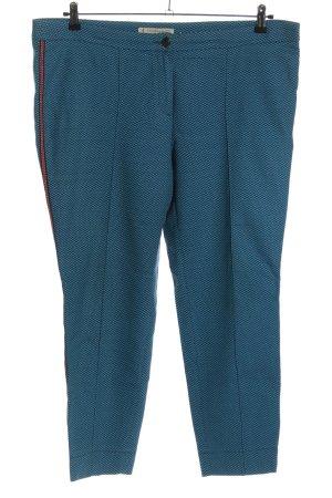 Thomas Rath Pantalone jersey multicolore stile casual