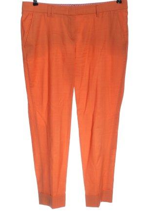 Thomas Rath Pantalone jersey rosso stile casual