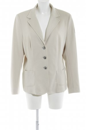 Thomas Rath Sweatblazer creme Business-Look