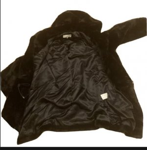 Thom by Thomas Rath Oversized jas zwart Gemengd weefsel