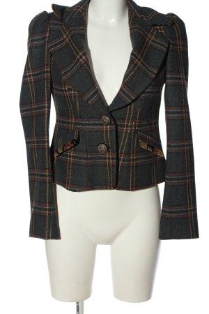 Thomas Rath Blazer in lana stampa integrale stile professionale