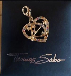 Thomas Sabo Pendentif doré