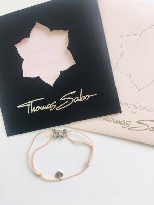 Thomas Sabo Pulsera rosa claro