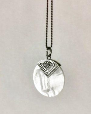 Thomas Sabo Necklace silver-colored-natural white