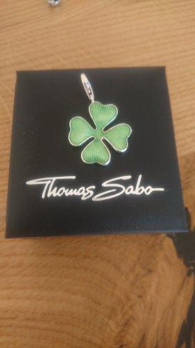 Thomas Sabo Ciondolo argento-verde