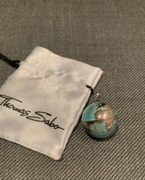 Thomas Sabo Pendant silver-colored-turquoise
