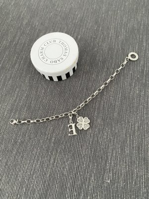 Thomas Sabo Silver Bracelet silver-colored