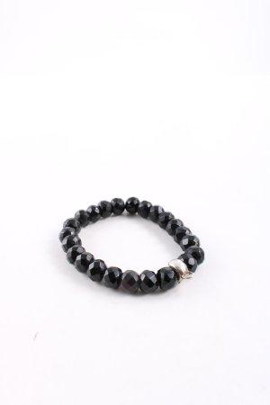 Thomas Sabo Bracelet noir style décontracté