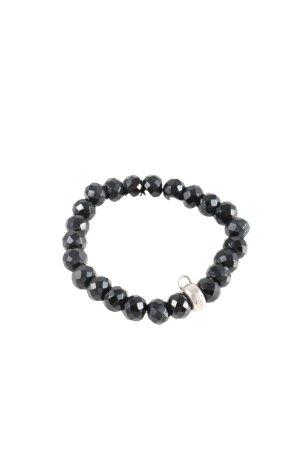 Thomas Sabo Armband schwarz-silberfarben Elegant