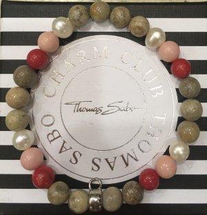 Thomas Sabo Armband lichtroze-beige