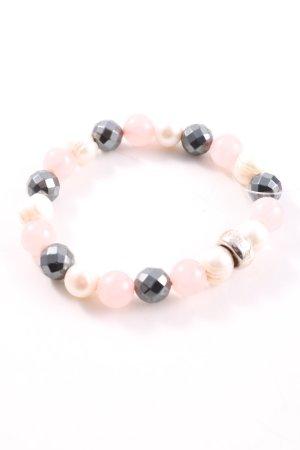 Thomas Sabo Armband pink-silberfarben Casual-Look