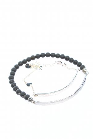 Thomas Sabo Bracelet black-silver-colored casual look