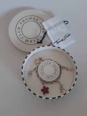 Thomas Sabo Armband mit 4 Pendants
