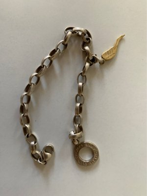 Thomas Sabo Zilveren armband goud-zilver