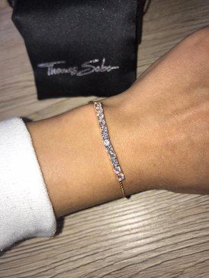Thomas Sabo Bracelet rose-gold-coloured-silver-colored