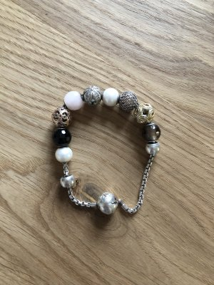 Thomas Sabo Charm Bracelet gold-colored-silver-colored