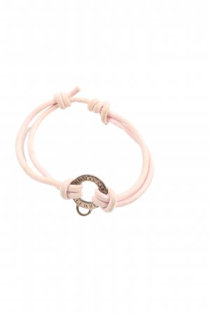 Thomas Sabo Charm Bracelet pink-bronze-colored casual look