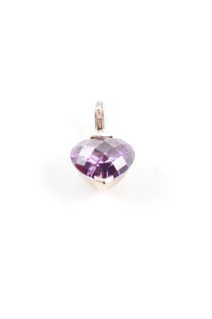 Thomas Sabo Breloque violet élégant