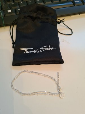 Thomas Sabo Bracelet silver-colored-light grey