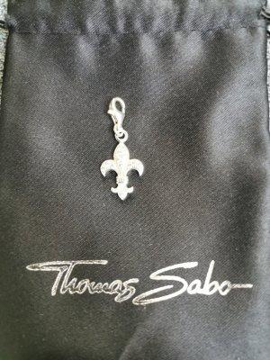 Thomas Sabo Bedel wit Zilver