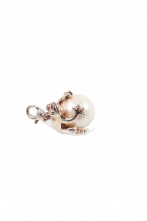 Thomas Sabo Charm goldfarben-wollweiß Casual-Look