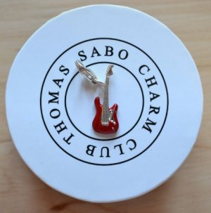Thomas Sabo Bracelet à breloques multicolore