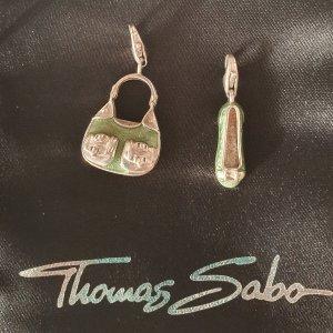 Thomas Sabo Breloque argenté