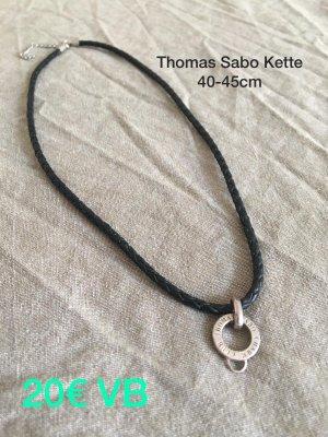 Thomas Sabo Charms Lederkette