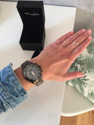 Thomas Sabo Chronograph Uhr WA0058, wie neu!