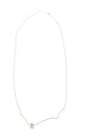Thomas Sabo Collar estilo collier color oro estampado temático elegante