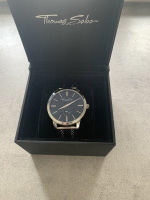 Thomas Sabo Analog Watch black-silver-colored