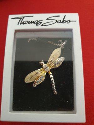 Thomas Sabo Collana argento-oro