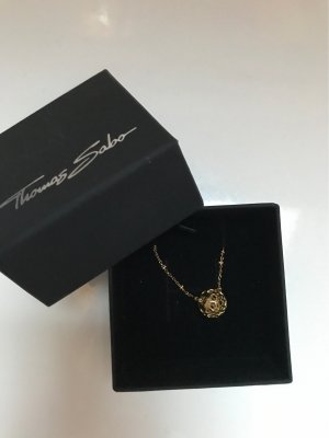 Thomas Sabo Collier doré