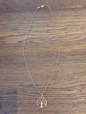 Thomas Sabo Gold Chain rose-gold-coloured-gold-colored