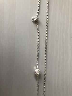 Thomas Sabo Catena d'argento argento-grigio