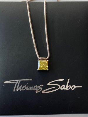 Thomas Sabo Cadena de plata multicolor