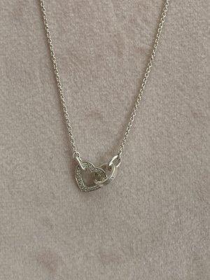 Thomas Sabo Zilveren ketting zilver-wit