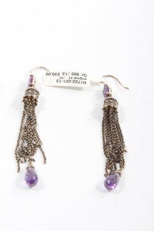 Thomas Sabo Dangle silver-colored-lilac elegant
