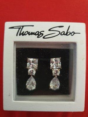 Thomas Sabo Pendant d'oreille blanc