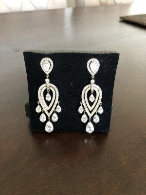 Thomas Sabo Silver Earrings white-silver-colored
