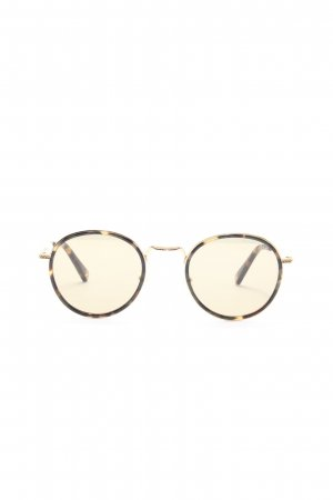 Thomas Sabo Panto Brille creme-braun Business-Look