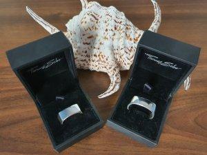 Thomas Sabo Partner Ring silver-colored