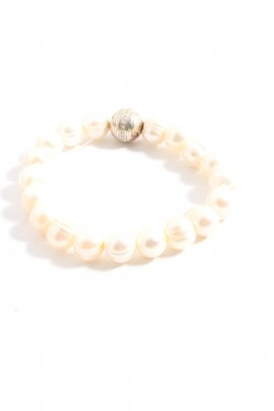 Thomas Sabo Pearl Bracelet cream casual look