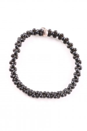 Thomas Sabo Pearl Bracelet black casual look