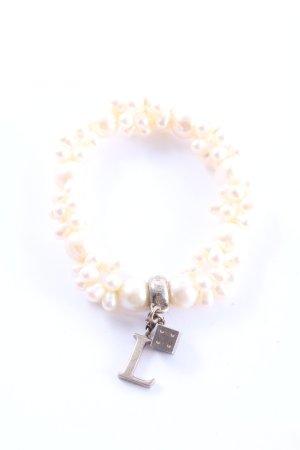 Thomas Sabo Bracelet en perles argenté élégant