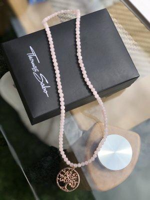 Thomas Sabo Necklace rose-gold-coloured-pink