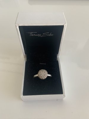 Thomas Sabo Silver Ring silver-colored